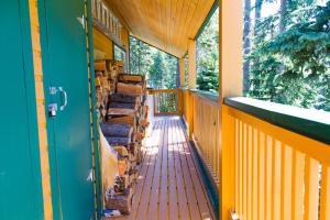 Apex Whitetail Chalet, Apartmány  Apex Mountain - big - 45