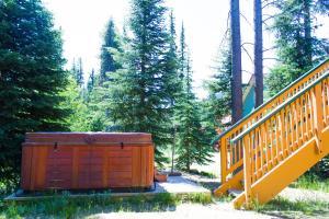 Apex Whitetail Chalet, Apartmány  Apex Mountain - big - 44