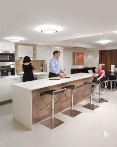 CBD Executive Apartments, Апарт-отели  Рокгемптон - big - 7