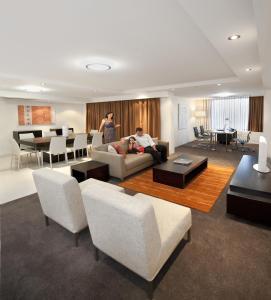 CBD Executive Apartments, Апарт-отели  Рокгемптон - big - 11