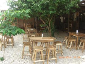 A Picture of Le Jardin Secret Ouidah