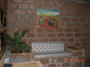 A Picture of Le Jardin Secret Ouidah
