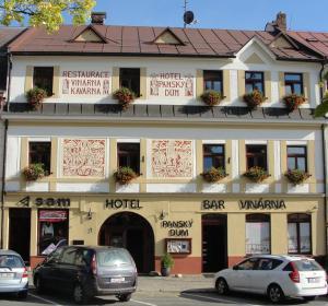 Hotel Panský dum