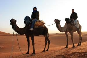 Riad Desert Camel, Hotels  Merzouga - big - 86