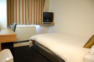 Plaza Hotel Toyota, Economy business hotely  Toyota - big - 3