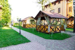 Отель Краков - фото 14