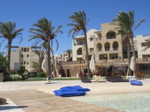 Two-Bedroom Apartment at Azzurra Sahl Hasheesh, Appartamenti  Hurghada - big - 13