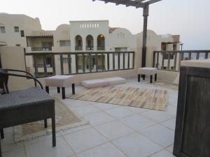Two-Bedroom Apartment at Azzurra Sahl Hasheesh, Appartamenti  Hurghada - big - 23