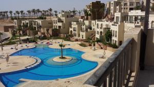 Two-Bedroom Apartment at Azzurra Sahl Hasheesh, Appartamenti  Hurghada - big - 6