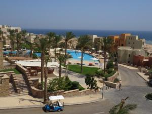 Two-Bedroom Apartment at Azzurra Sahl Hasheesh, Appartamenti  Hurghada - big - 3