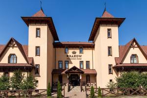 Отель Краков - фото 4