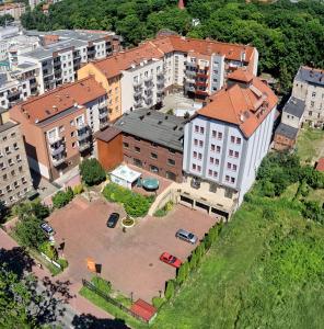 Hotel-Restauracja Spichlerz, Hotels  Stargard - big - 57