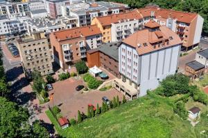 Hotel-Restauracja Spichlerz, Hotels  Stargard - big - 56