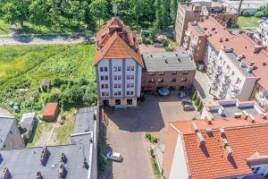 Hotel-Restauracja Spichlerz, Hotel  Stargard - big - 55