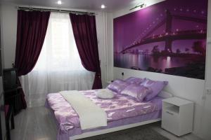 Apartment Purple Manhattan