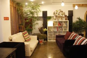 Chengdu Buttonwood Parkside Hostel, Hostely  Chengdu - big - 39