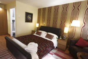 Sunnybank Boutique Guesthouse, Гостевые дома  Holmfirth - big - 15