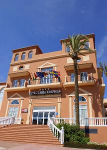 Bahía Tropical, Hotel  Almuñécar - big - 26