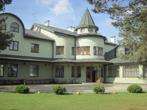 Orion Hotel (10km to Lviv center)