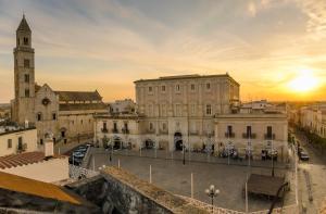 La Torre Storica, Отели типа «постель и завтрак»  Bitonto - big - 8