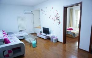 U Home Apartment Qingdao Aibi'an Branch, Apartmány  Huangdao - big - 13