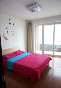 U Home Apartment Qingdao Aibi'an Branch, Apartmány  Huangdao - big - 10