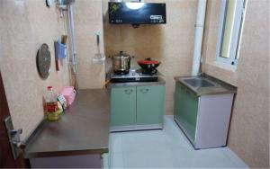 U Home Apartment Qingdao Aibi'an Branch, Apartmány  Huangdao - big - 9