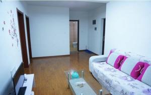 U Home Apartment Qingdao Aibi'an Branch, Apartmány  Huangdao - big - 11