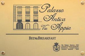 Palazzo Antica Via Appia, Отели типа «постель и завтрак»  Bitonto - big - 20