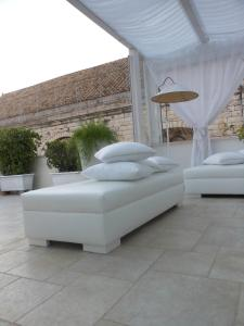 Palazzo Antica Via Appia, Отели типа «постель и завтрак»  Bitonto - big - 36
