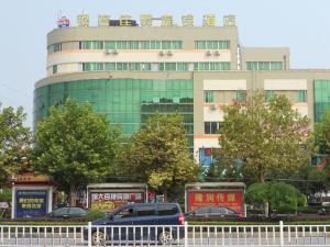 Grace Inn Hotel Yantai Laishan Yingchun Street