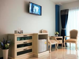 Ancora Blu Boutique Hotel B&B, Отели  Ао Нанг Бич - big - 7
