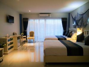 Ancora Blu Boutique Hotel B&B, Отели  Ао Нанг Бич - big - 13