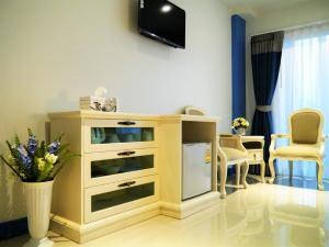 Ancora Blu Boutique Hotel B&B, Отели  Ао Нанг Бич - big - 14