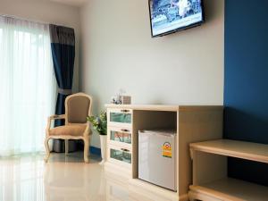Ancora Blu Boutique Hotel B&B, Отели  Ао Нанг Бич - big - 15
