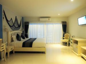 Ancora Blu Boutique Hotel B&B, Отели  Ао Нанг Бич - big - 16
