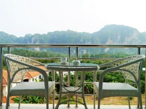 Ancora Blu Boutique Hotel B&B, Отели  Ао Нанг Бич - big - 21