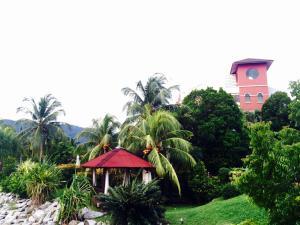 Langkawi Lagoon Resort Honeymoon Suite by De Lagoon, Üdülőközpontok  Kampung Padang Masirat - big - 54