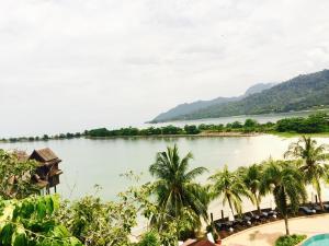 Langkawi Lagoon Resort Honeymoon Suite by De Lagoon, Üdülőközpontok  Kampung Padang Masirat - big - 11