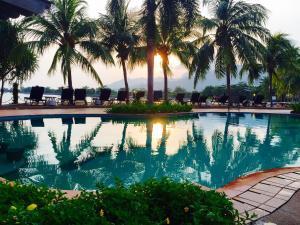 Langkawi Lagoon Resort Honeymoon Suite by De Lagoon, Üdülőtelepek  Kampung Padang Masirat - big - 56