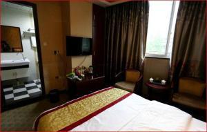 Santai Yilu Business Hotel, Отели  Santai - big - 13
