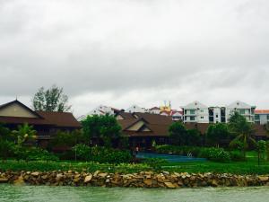 Langkawi Lagoon Resort Water Chalet by De Lagoon, Üdülőközpontok  Kampung Padang Masirat - big - 15
