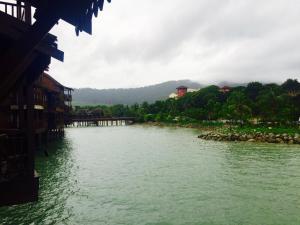 Langkawi Lagoon Resort Water Chalet by De Lagoon, Üdülőközpontok  Kampung Padang Masirat - big - 14