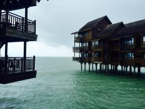 Langkawi Lagoon Resort Water Chalet by De Lagoon, Üdülőközpontok  Kampung Padang Masirat - big - 37