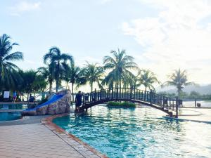 Langkawi Lagoon Resort Water Chalet by De Lagoon, Üdülőtelepek  Kampung Padang Masirat - big - 32