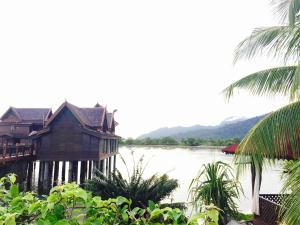 Langkawi Lagoon Resort Water Chalet by De Lagoon, Üdülőtelepek  Kampung Padang Masirat - big - 74