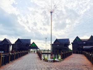 Langkawi Lagoon Resort Water Chalet by De Lagoon, Üdülőközpontok  Kampung Padang Masirat - big - 68