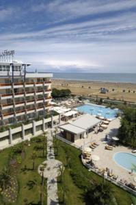 Hotel Bibione Palace, Отели  Бибионе - big - 30