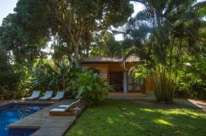 Casa Natureza Brasil Guest House, Penzióny  Arraial d'Ajuda - big - 33