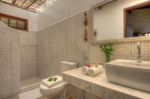 Casa Natureza Brasil Guest House, Penzióny  Arraial d'Ajuda - big - 32